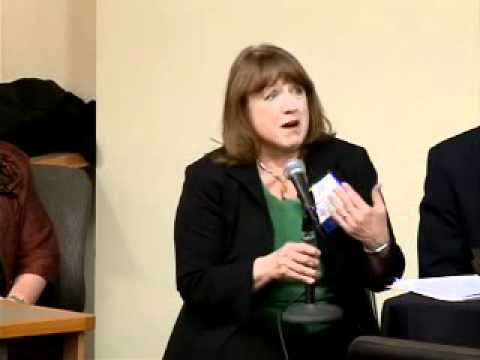 Washington State Supreme Court Chief Justice Barbara Madsen