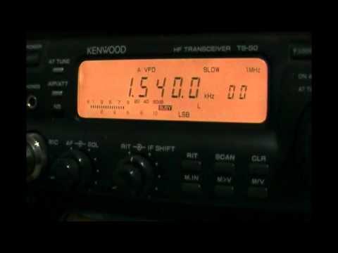 ZNS1 Radio Bahamas, Nassau - 1540 kHz