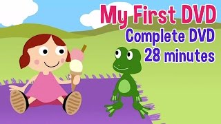 Preschool Learning Video for Babies with Puppets, Toys, Colors and Classical Music for Babies