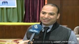 اطلاق مشروع التنمية البشرية 2014 تقرير احمد الخزرجي