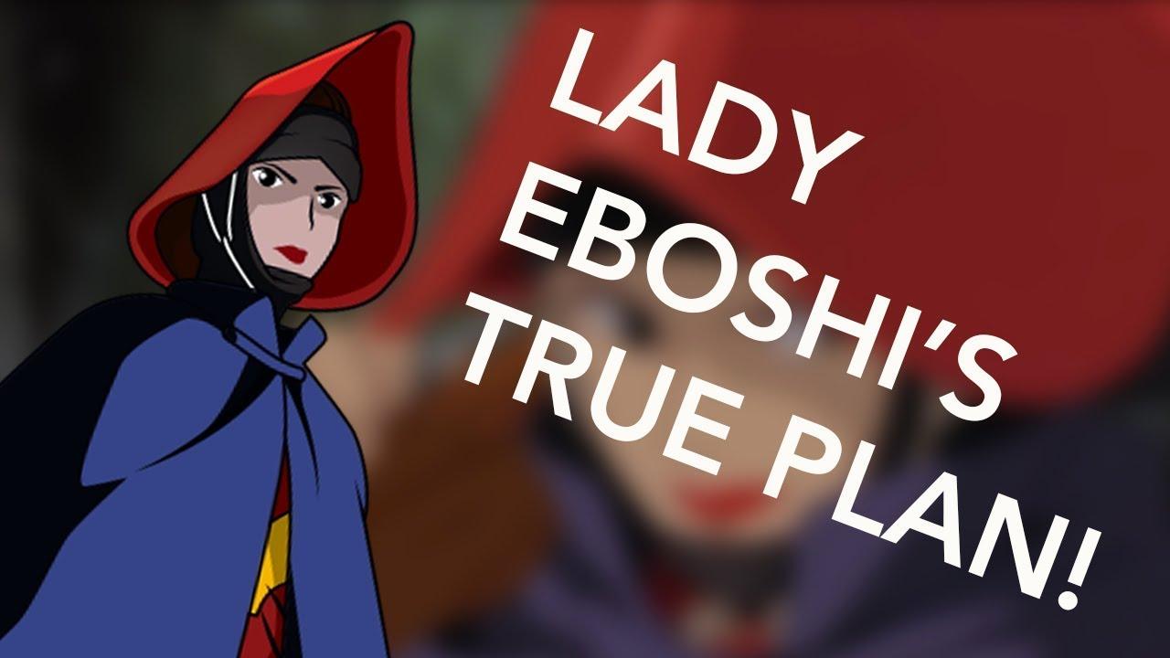 Ghibli Theory Lady Eboshi S True Plan Princess Mononoke Youtube