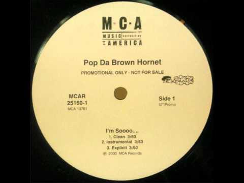 Pop Da Brown Hornet - I'm Soooo.... (2000)
