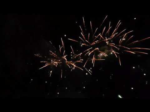 Mauritius Fireworks 2017