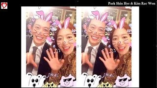 Video Unforgettable Sweet and Cute Moments Park Shin Hye and Kim Rae Won Doctors 닥터스 download MP3, 3GP, MP4, WEBM, AVI, FLV Maret 2018
