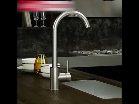How To Replace A Modern Square Kitchen Faucets China Manufacturers