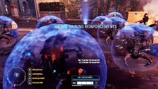 DROIDEKAS ARE HERE - Star Wars Battlefront 2 Funny Moments 😂 #113
