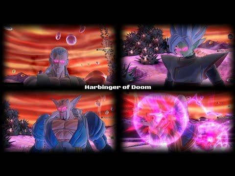 Dragonball Xenoverse2 Harbinger of Doom -Z Rank + Data Input (Alone)