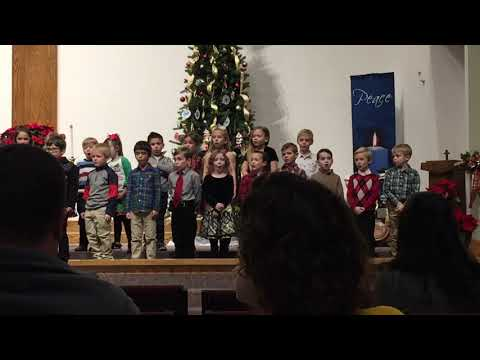 Abiding Savior Lutheran School K-2nd Silent Night
