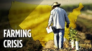 Is America Facing A Farming Crisis?