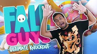 ΕΚΤΑΚΤΟ LIVE με FALL GUYS!