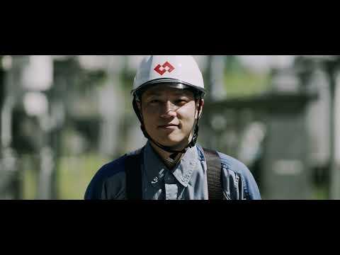 TEPCO(東京電力)ブランドムービー ~とどける人がいる篇~