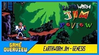 Game OverView - Earthworm Jim