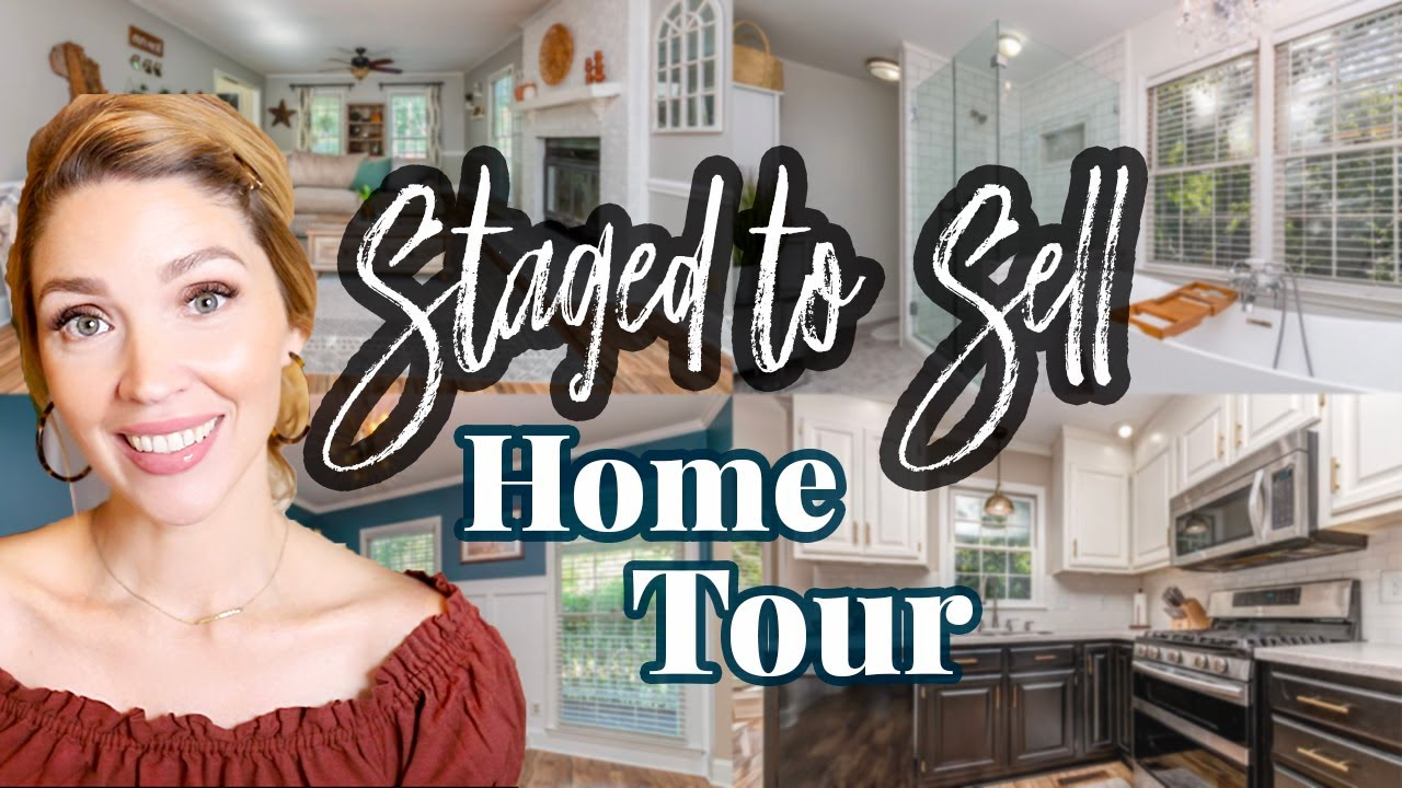 Big Family Staged HOME TOUR \\ Family of 10 \\ Sell This House EP: 05