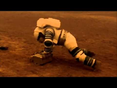 "A Walk on Venus (CGI from BBC TV series ""Space Odyssey"")"