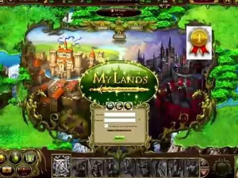My Lands Видео играть My Lands лучшая игра с выводом денег