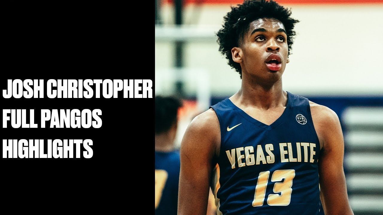 Josh Christopher, Jaden Hardy and Vegas Elite Show Out at Pangos Event - Full Highlights