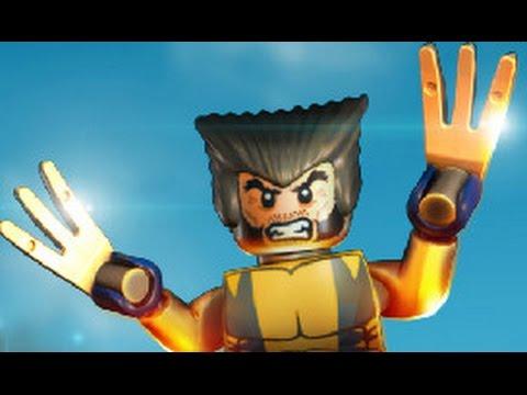 Лего Росомаха  Игры для мальчиков