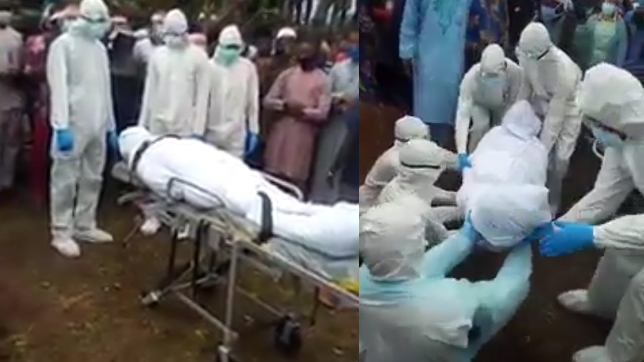 SEE HOW ONDO PEOPLE PAY LAST RESPECT TO  HON COMMISSIONER FOR HEALTH