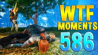 PUBG WTF Funny Daily Moments Highlights Ep 586