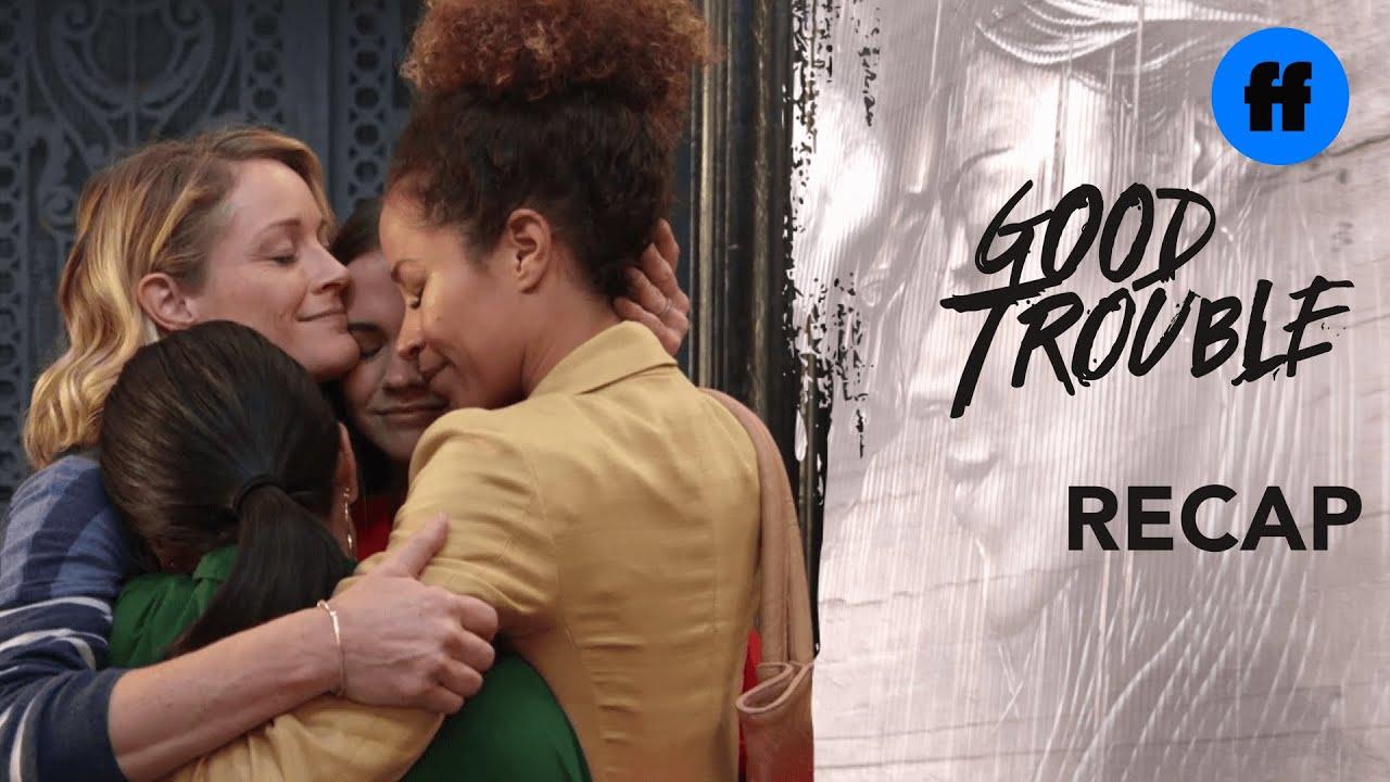Download Good Trouble | Season 1 & 2 Recap | Freeform