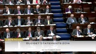 A year in review Dáil Éireann 2013