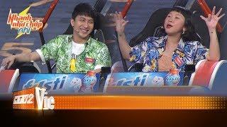 Trang Hý và Bê Trần đọ kiến thức khủng khiến Trấn Thành nội thương   #18 NHANH NHƯ CHỚP NHÍ - Mùa 2