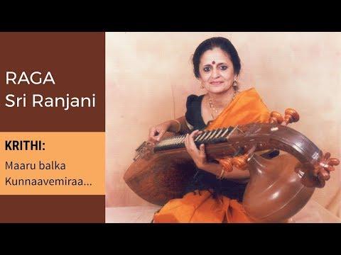 Raga Series: Raga Sri Ranjani in Veena by Jayalakshmi Sekhar 006