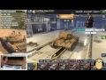 World of Tanks Blitz Livestream