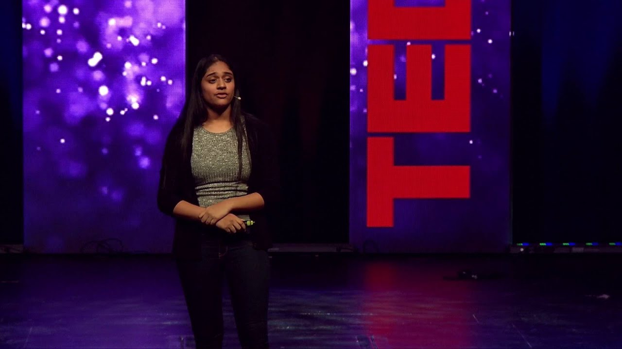 Download Hacking the adolescent brain to stop cyberbullying | Trisha Prabhu | TEDxNaperville