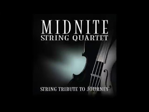 Don't Stop Believin' MSQ Performs Journey by Midnite String Quartet