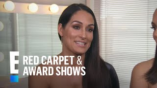 Nikki Bella and John Cena Move Up Wedding Date! | E! Red Carpet & Award Shows
