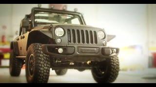 Carros e Marcas - Eu sou único, como meu JeepWrangler