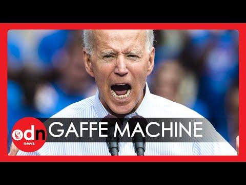 Joe Biden's Most Awkward Gaffes Of All Time (Part 2)