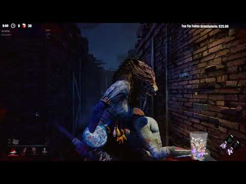 Dead by Daylight RANK 13 SURVIVOR! - REALLY SCARY HUNTRESS!