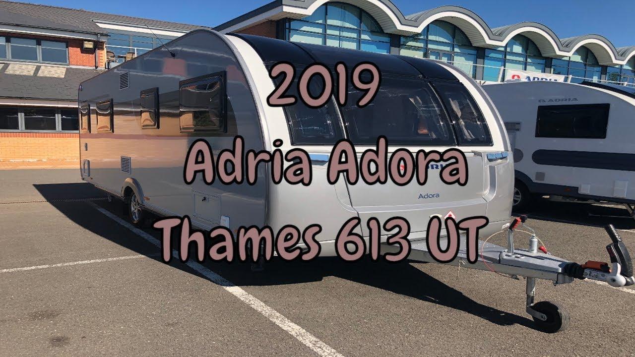 2019 Adria Adora Thames 613 UT Quick Caravan Review