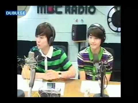 [Dubulee Vietsub] Onhyun/Onjong radio cute cuts