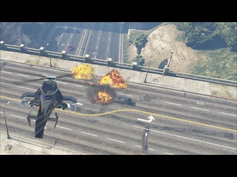 GTA 5 Akula Trolling Part 2