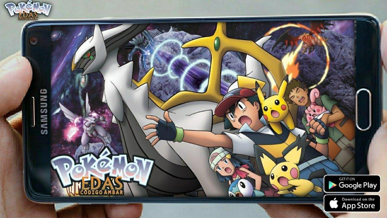 😍New Pokemon Game ! How To Download And Install Pokemon Edas Codigo Ambar  Game On Android - YouTube