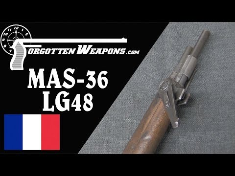 MAS-36 LG48: A Grenade Launcher for the Bolt Action Infantry