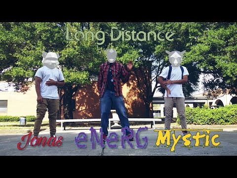 eNeRG X Jonas X Mystic  Long Distance  Sam Gellaitry