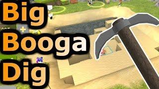🌴*NEW* BOOGA BOOGA SIMULATOR (Roblox Big Booga Dig)🌴