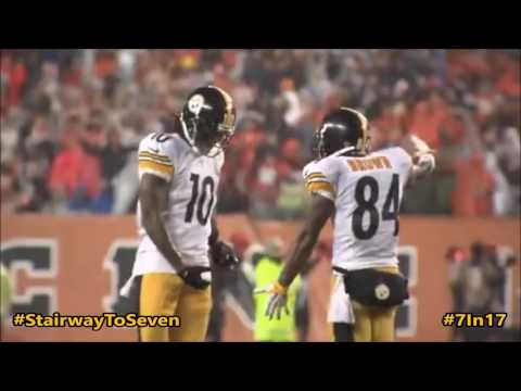 Pittsburgh Steelers 2016 // Stairway To 7 // Hype Video Number 7(Trae Flocka x Gambino NTG)