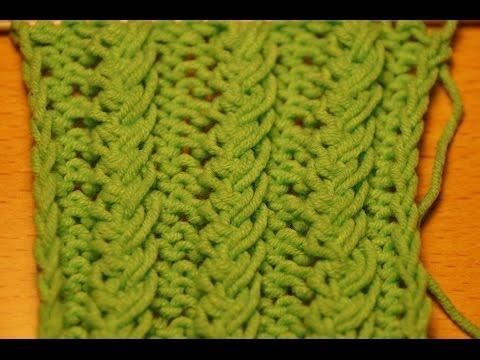 Вязание спицами. Резинка