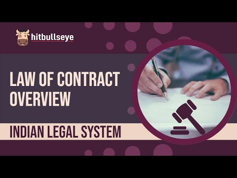 Law of Contract : Overview
