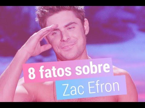 TopTop: 8 Fatos Sobre Zac Efron