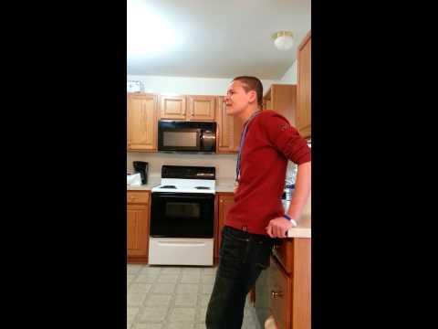 Chris brown-yo man aint me
