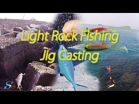 Light Rock Fishing - Jig Casting 1°parte