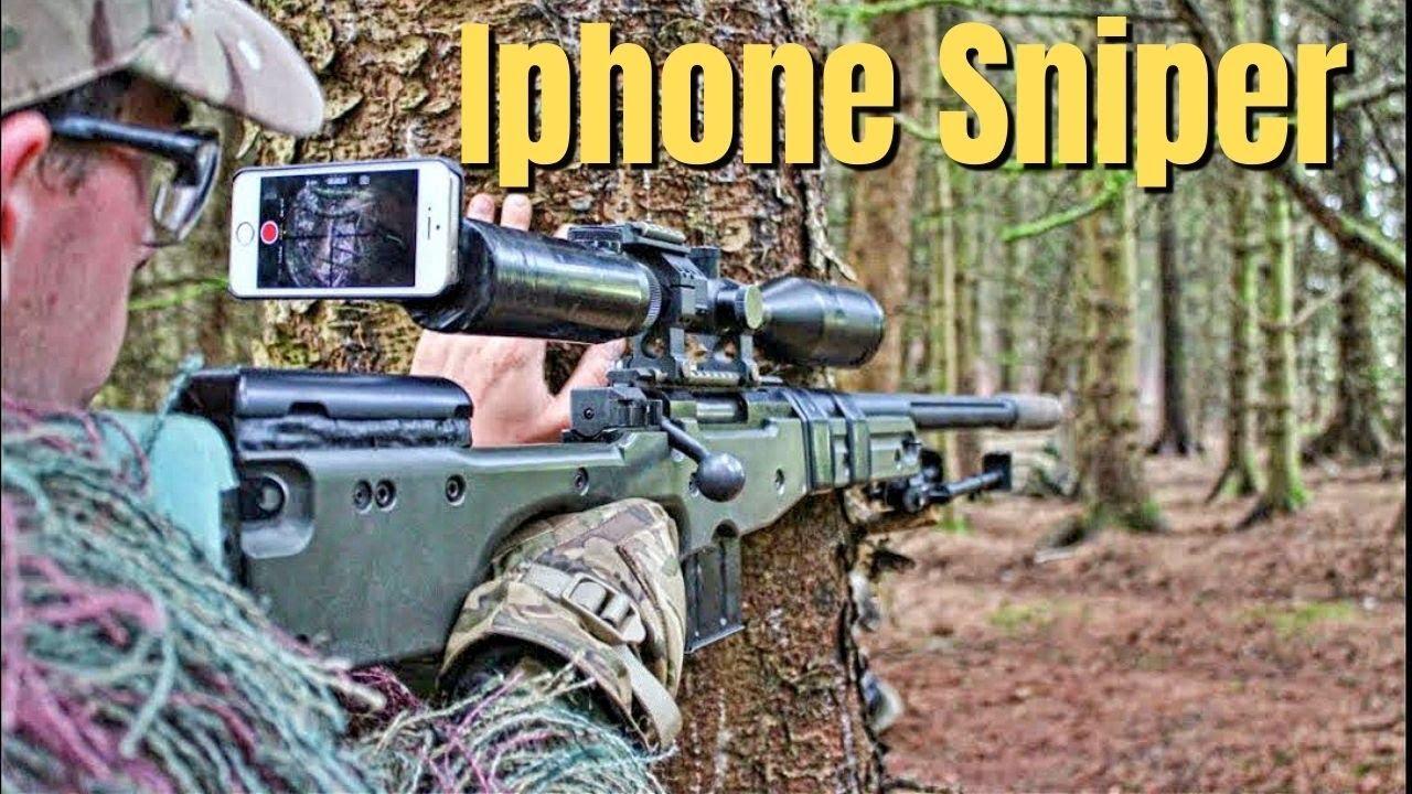 Sniper Rifle Wallpaper Hd Apple Iphone Sniper Youtube