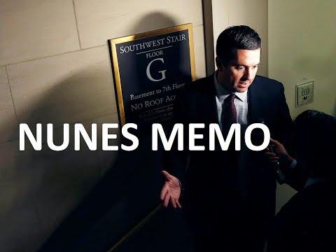 Complete Full Document : Nunes Memo :