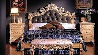 Смотреть видео спальни классика италия от производителя